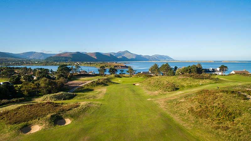 Dooks Golf Links - Hole 1