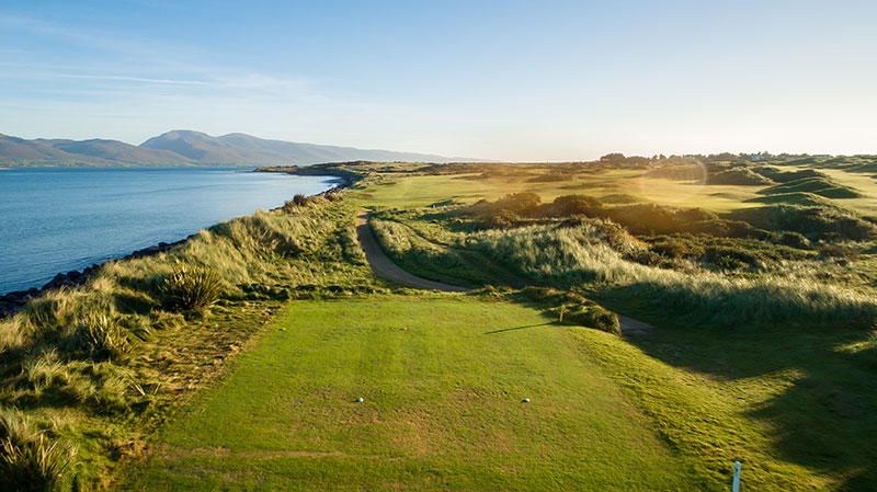Dooks Golf Links - 10th Hole