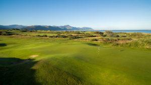 Dooks Golf Links - 14th Hole