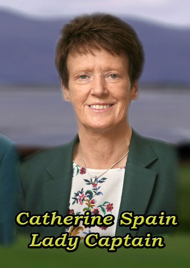 catherine spain - Dooks Lady Captain 2019