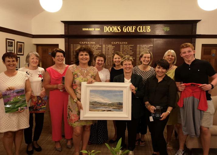 ladies captains prize 2019