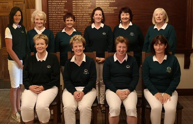 Dooks Golf Club Ladies Committee