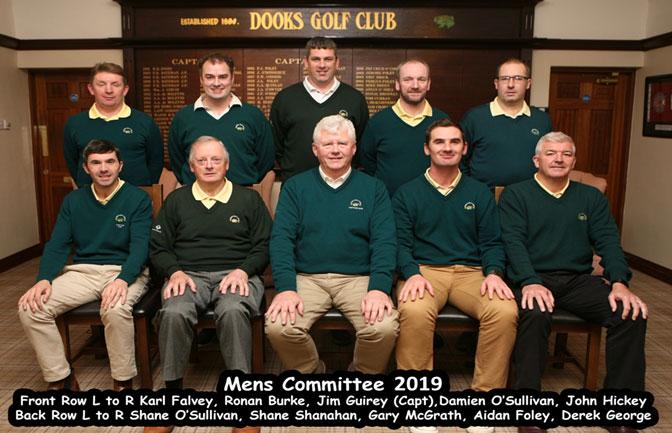 Dooks mens committee