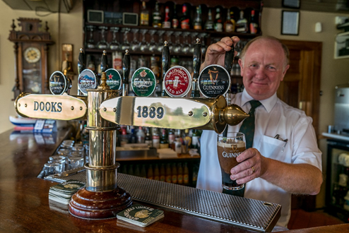 Tom - Dooks Bar Manager