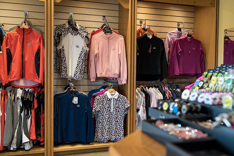 Dooks Golf Club Ladies Clothing