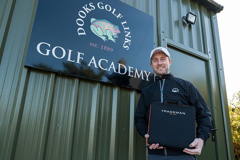 Dan Sugrue Golf Academy - Dooks Golf Club Pro