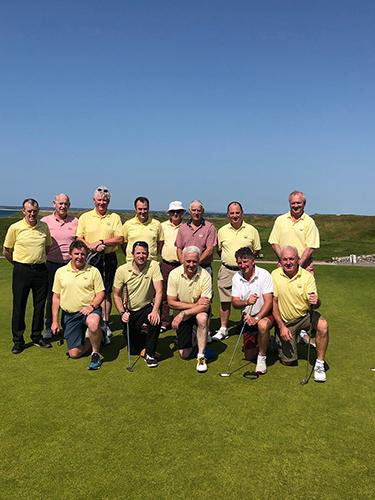 Michael Cashman Team in Tralee