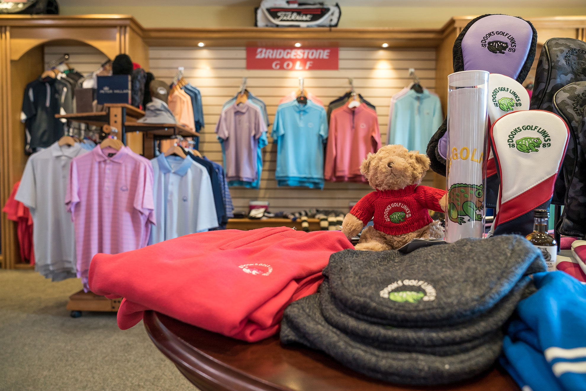 Dooks Golf Club Pro Shop