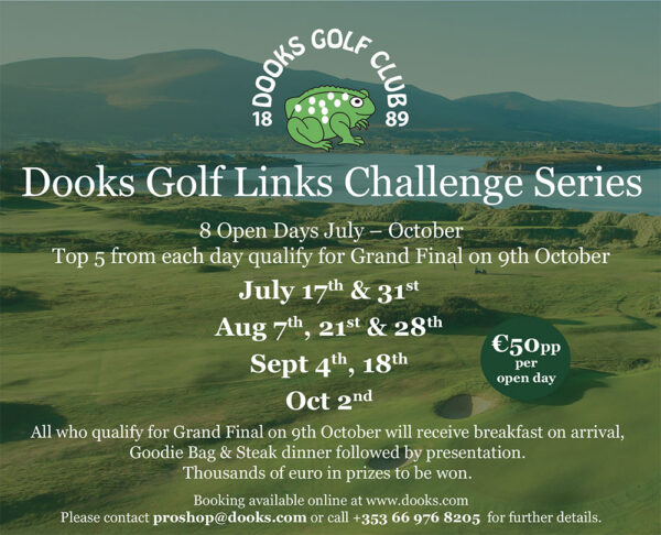 Dook Golf Club Challenge Series