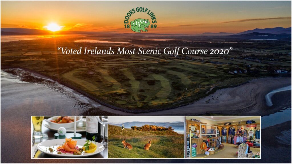 Irelands Most Scenic Golf Course