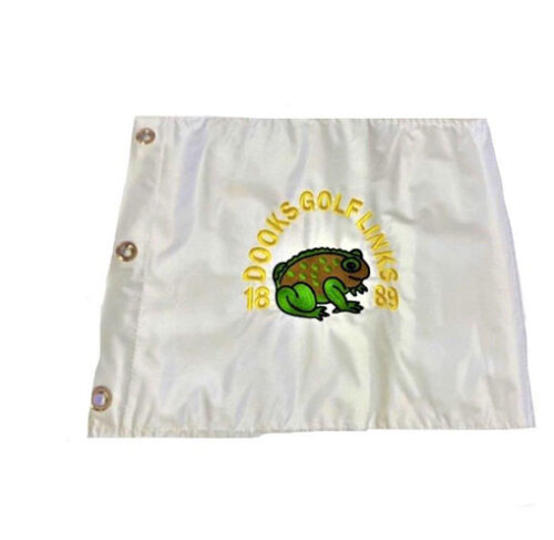 dooks flag white
