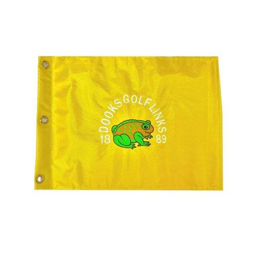 dooks flag yellow