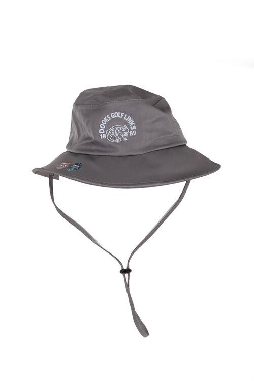 DOOKS WATERPROOF BUCKET HAT - Grey