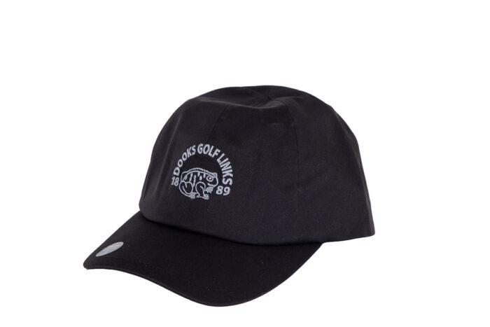 Dooks Baseball Hat - Black
