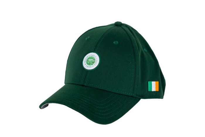 Dooks Fitted Hat - Green