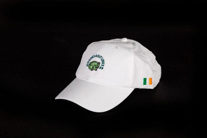 DOOKS Baseball HAT - White